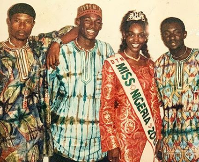 Check out this throwback photo of 2face, blackface and Faze