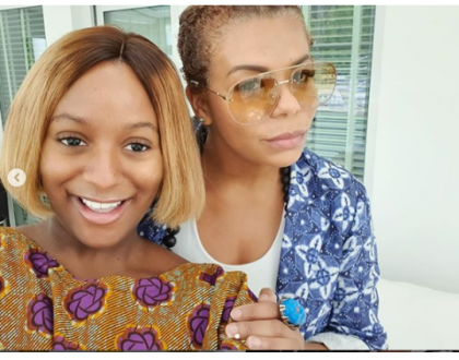 DJ Cuppy and her Mother, Nana Otedola Glows in Beautiful New Photos