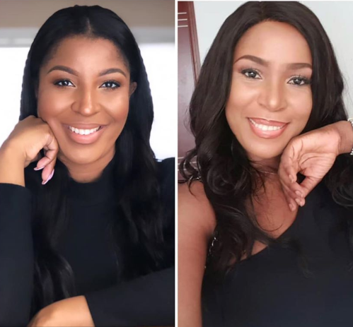 Can you see the resemblance between this American Entrepreneur and Linda Ikeji