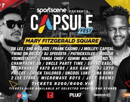 Capsule Festival (All the Details)