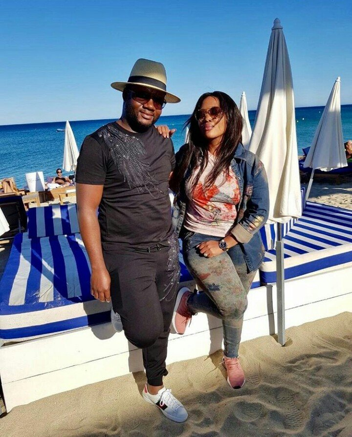 Inside Reggie Nkabinde's honeymoon (PHOTOS)
