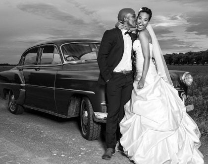 Baby number two for Gail and Kabelo Mabalane
