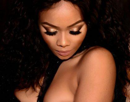 Photos: Bonang Matheba releases lingerie collection