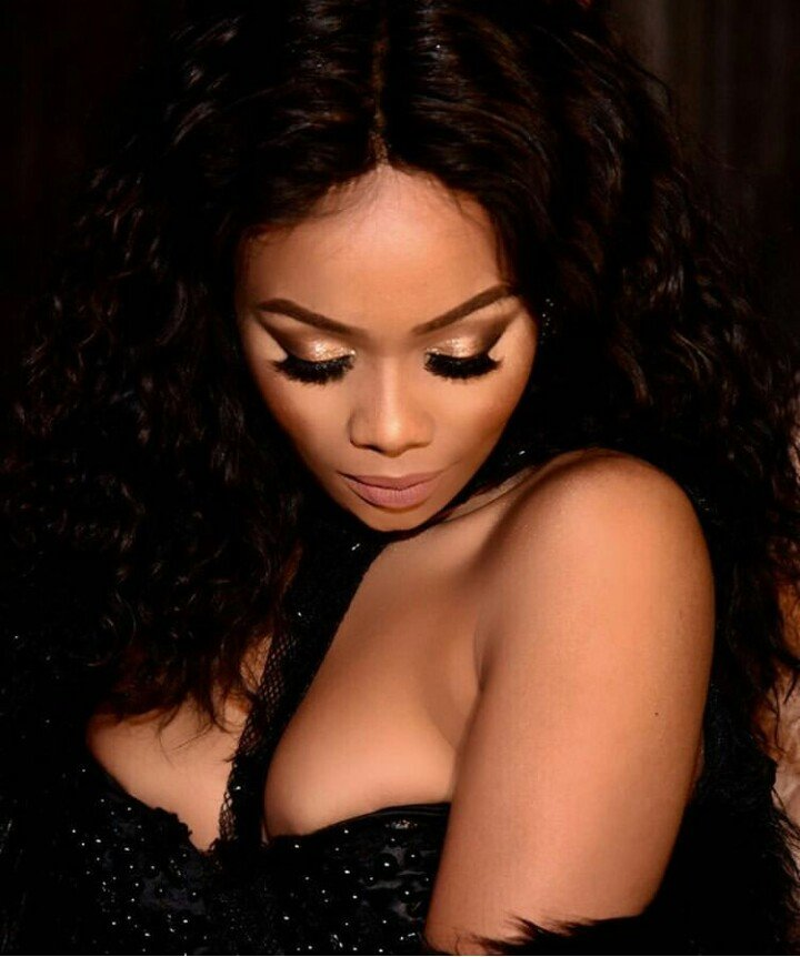 Photos: Bonang Matheba releases lingerie collection