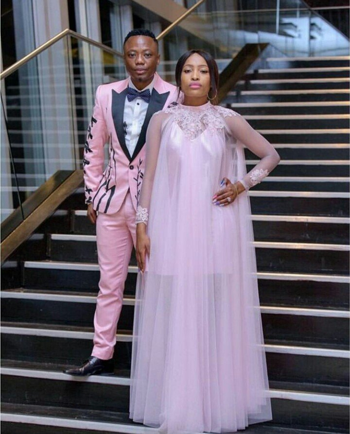 """Married life is beautiful"" - DJ Tira"