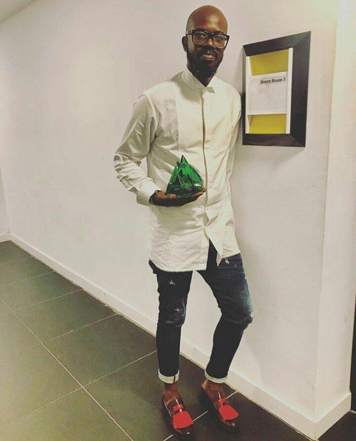 DJ Black Coffee scoops best deep house DJ award