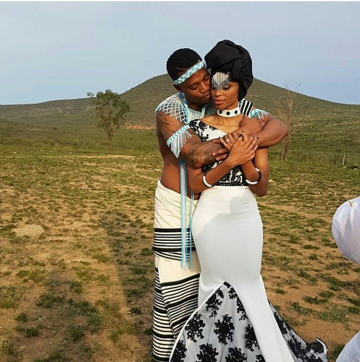 Thabsie gets married to the love of her life