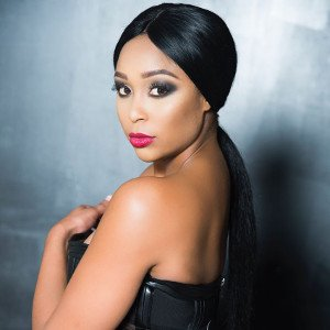 Stephano Gabbana praises Minnie Dlamini's beauty