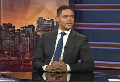 Trevor Noah cancels stand up shows scheduled for 2018