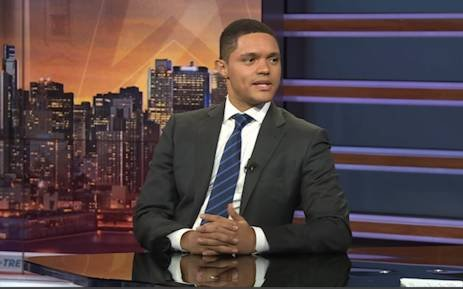 Trevor Noah gives insights at the Tribeca TV Festival