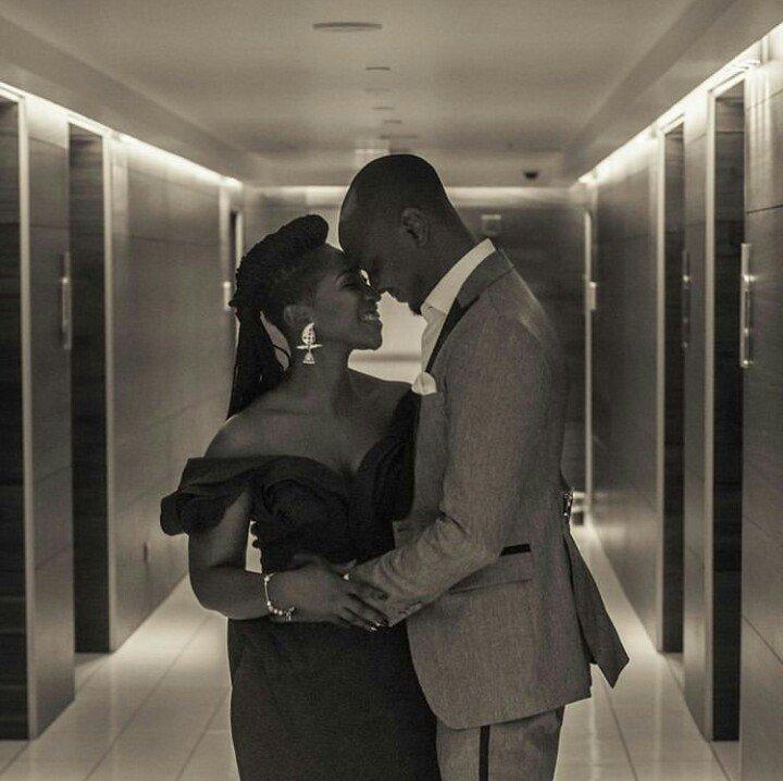 IK Osakioduwa and wife celebrate marriage anniversary