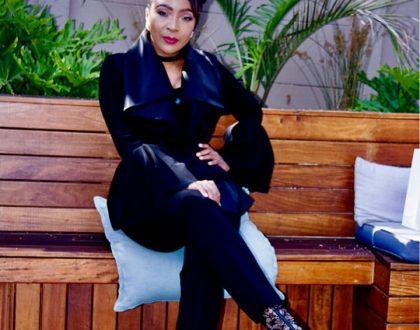 Uyanda Mbuli addresses love triangle rumors