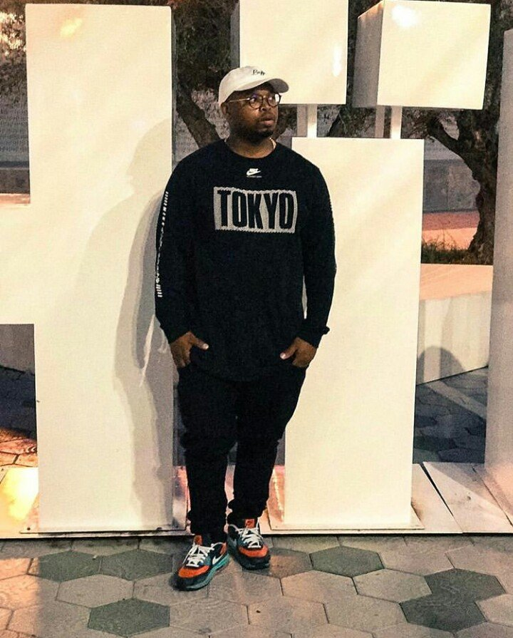 DJ Dimplez weight loss journey begins