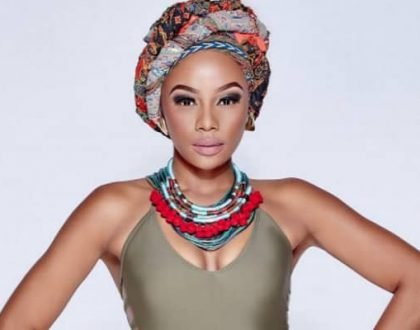 Bonang Matheba to host Nelson Mandela dinner in London