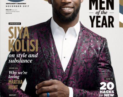 Siya Kolisi joins the Global Citizen as an advocate