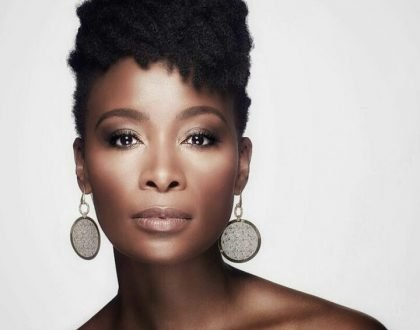 Bonnie Mbuli looks stunning on the cover of True Love