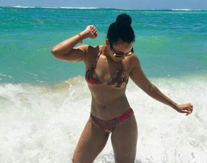 Amanda du Pont shares her Maldives getaway Vlog
