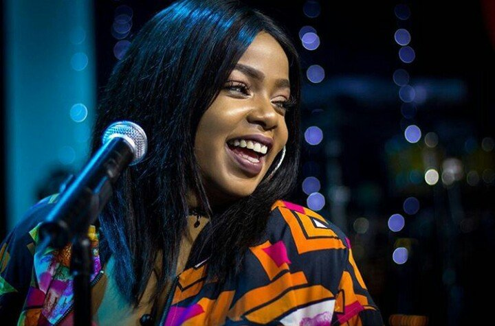 Shekhinah performs out of SA for the first time
