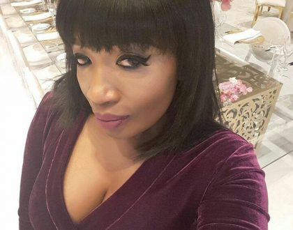 Sophie Ndaba and hubby spend vacay hunting for wedding venue