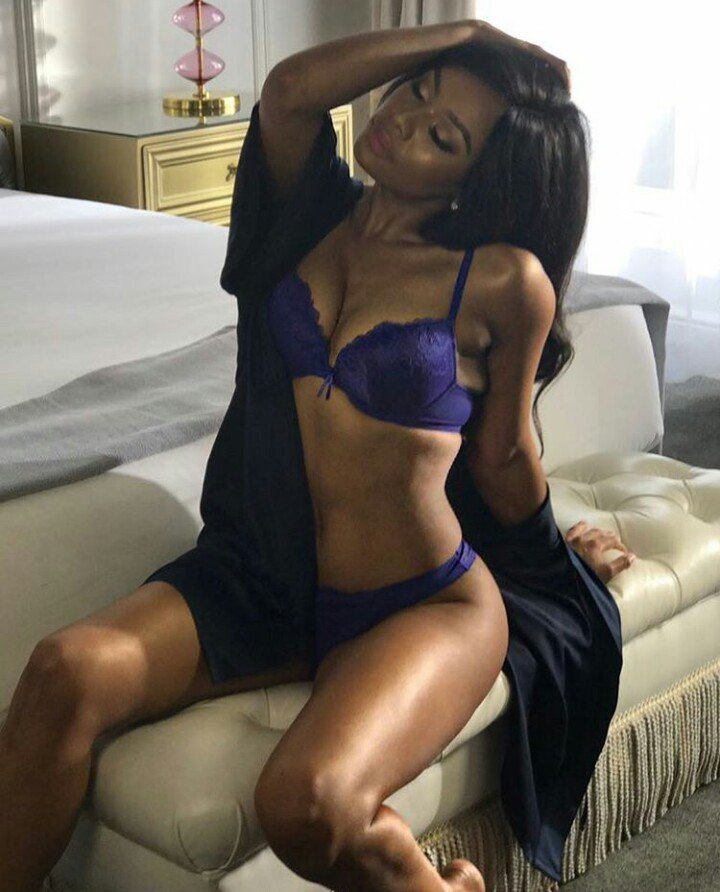 Checkout Bonang Matheba new Lingerie line