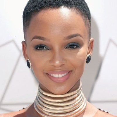 Nandi Madida's son is adorable (photo)