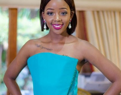 Thuso Mbedu stuns at the International Emmy red carpet