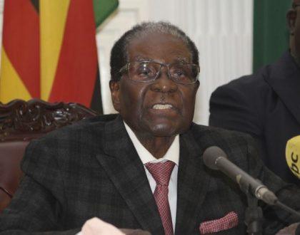 Twitter explodes in Memes as #MugabeResigns