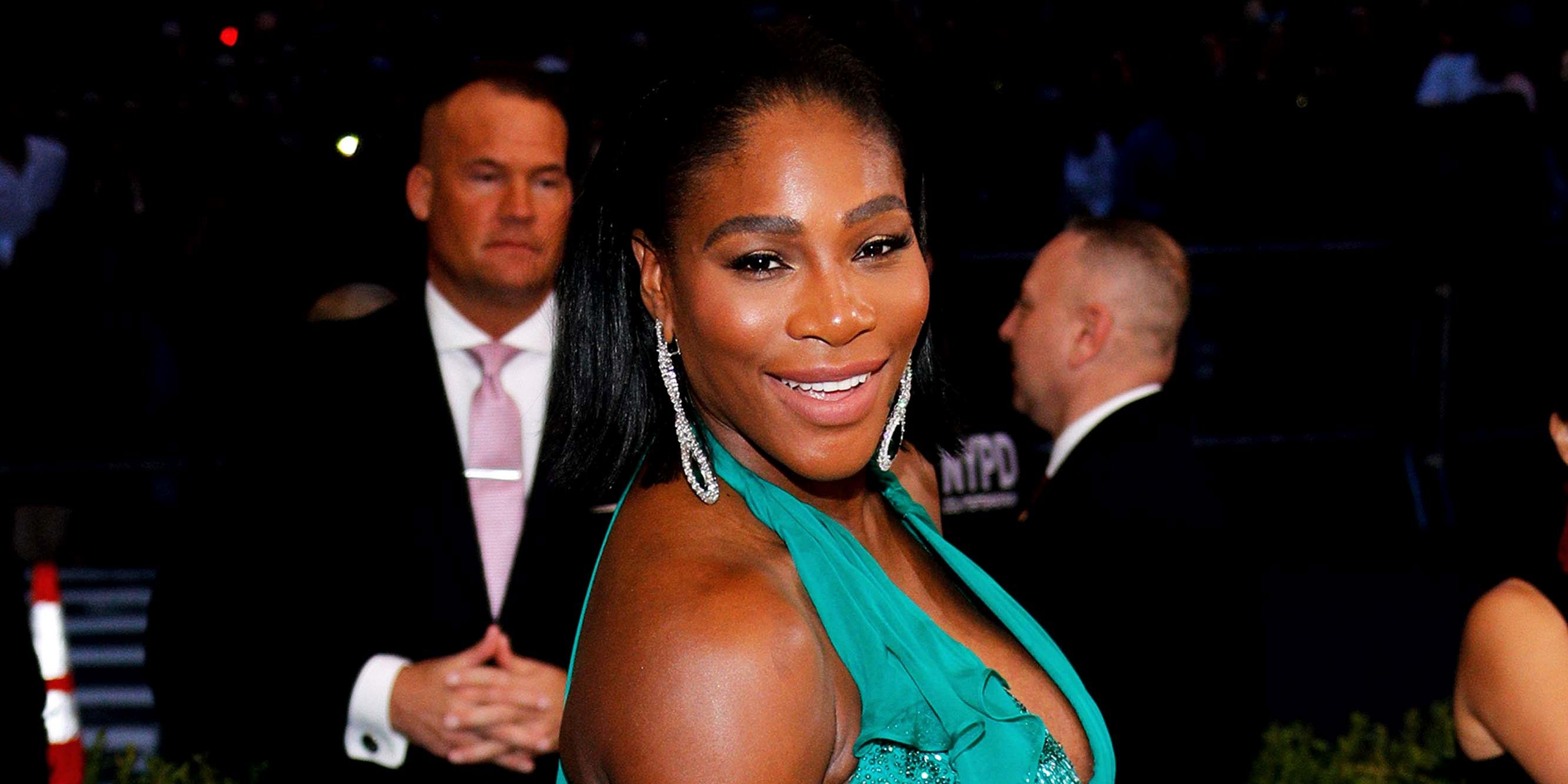 Serena, Alexis tie the knot in star-studded affair