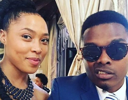 Simz Ngema remembers Dumi on their 1st Wedding Anniversary