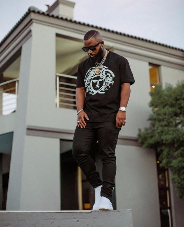 Cassper Nyovest wins big at South African Hip Hop Awards (Photos)