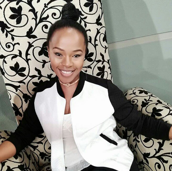Actress Sindi Dlathu graces True Love cover