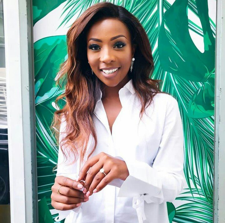 Pearl Modiadie hits 1 million mark