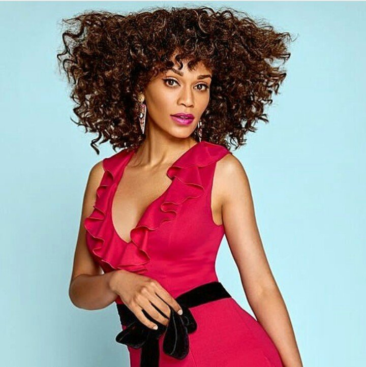 Image result for pearl thusi images