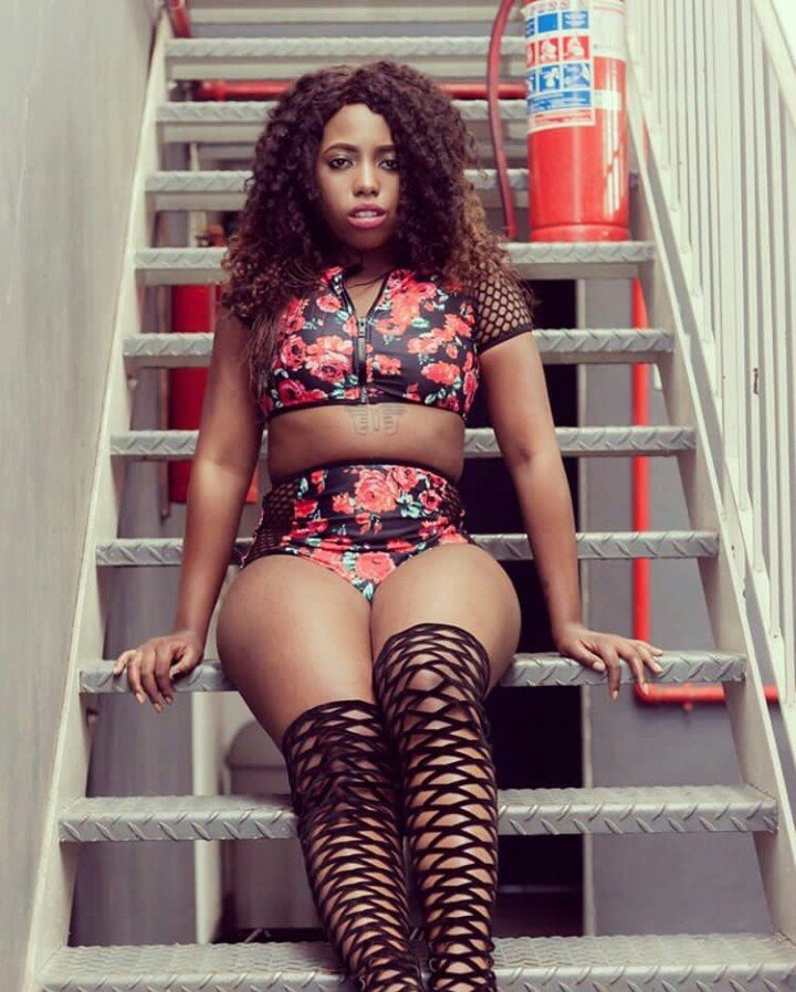 Gigi Lamayne is now looking for a church