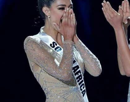 Miss Universe lands in SouthAfrica (Watch)