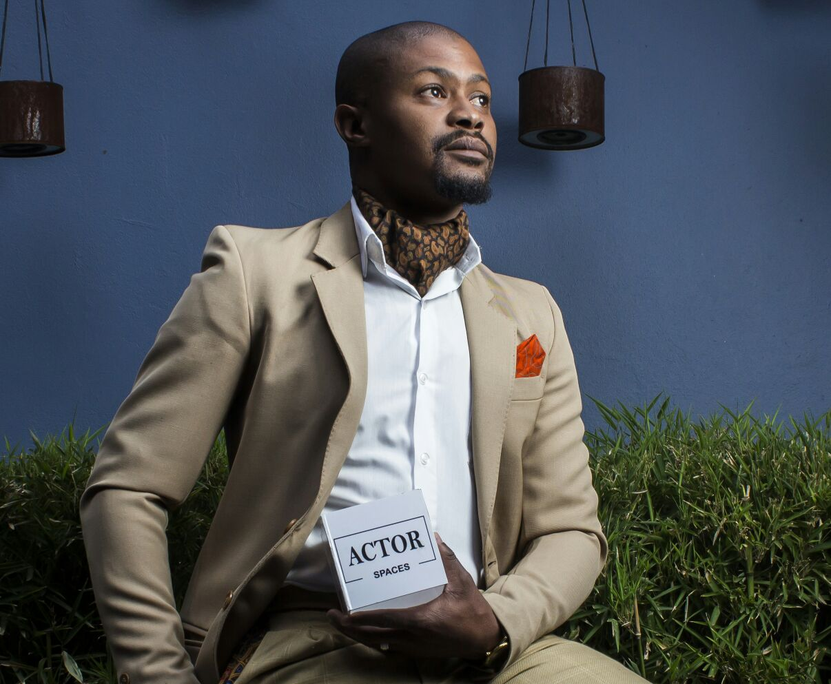 Kagiso Modupe's book is finally out