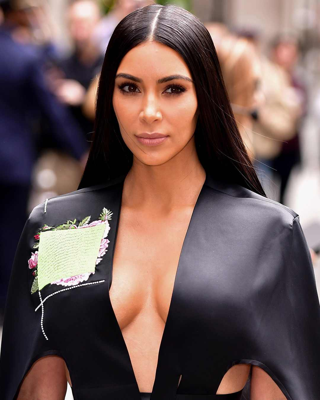 Kim Kardashian in birthday suit again