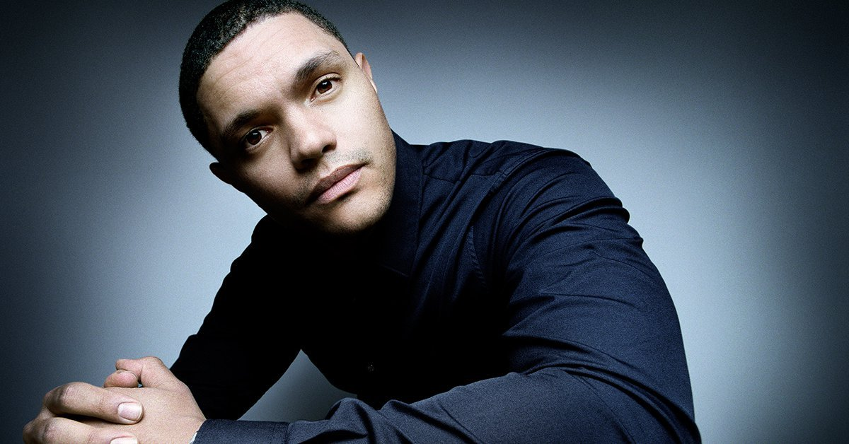 Trevor Noah is one of Bill Gates favourite comedian