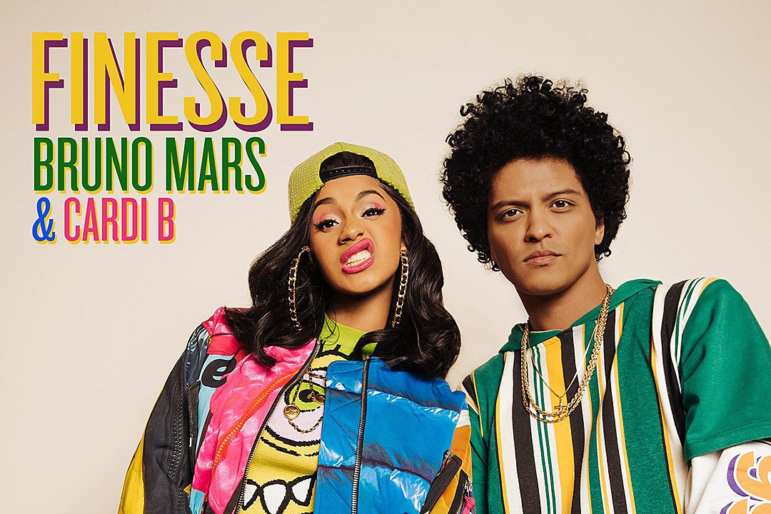 Watch Bruno Mars and Cardi B in