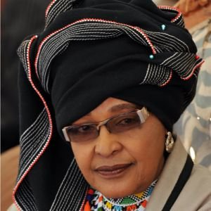 Winnie Madikizela-Mandela admitted to hospital