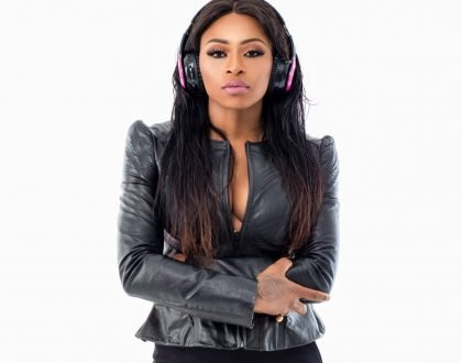 DJ Zinhle responds to bleaching allegations