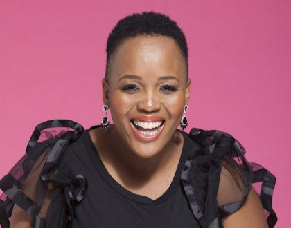 Inside Tumi Morake's book launch