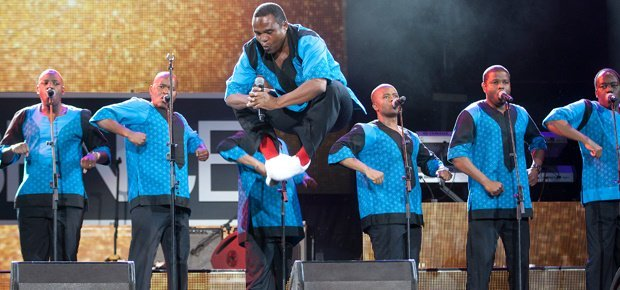 Ladysmith Black Mambazo to honor Nelson Mandela