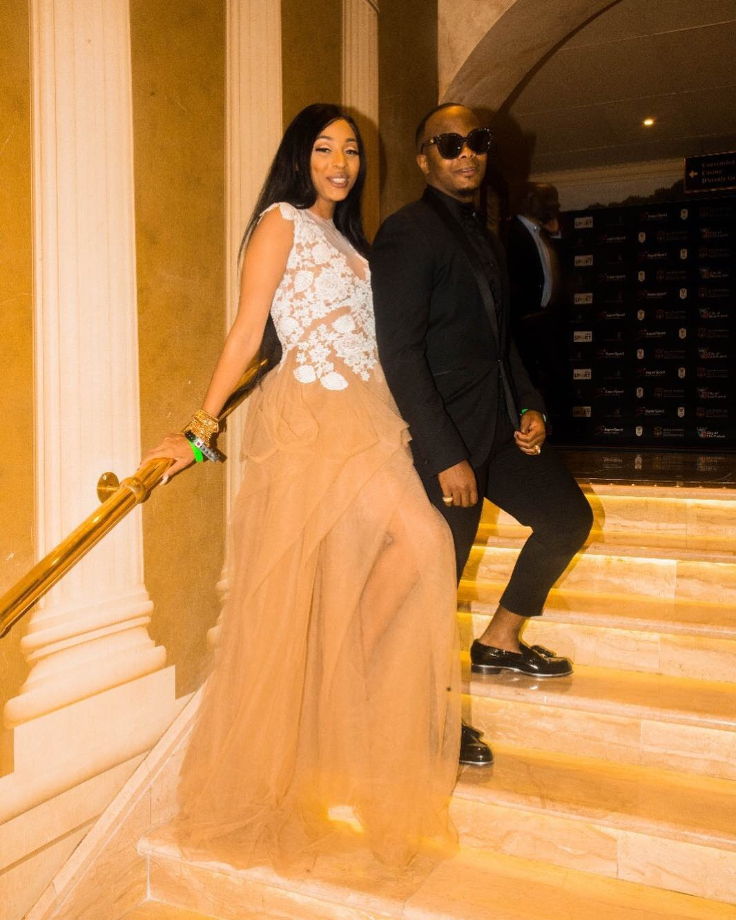Bandile Mbere confirms he is dating Nadia Nakai