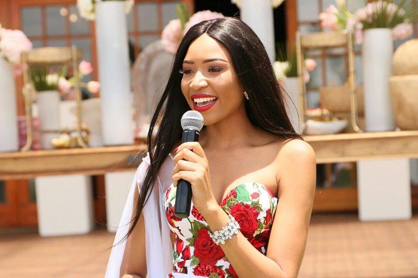 Blue Mbombo speaks on maintaining her fame