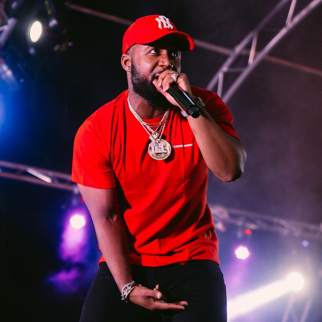 Watch Cassper amazing performance at the  Youth Day