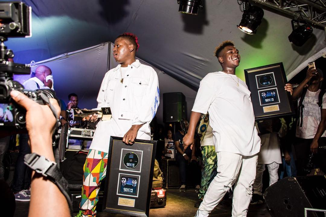 Distruction Boyz insist they did not steal Omunye