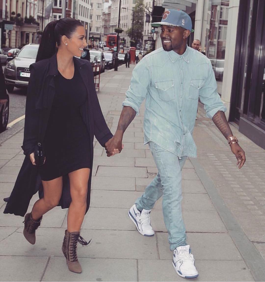Kim Kardashian and Kanye West Expecting Fourth Child