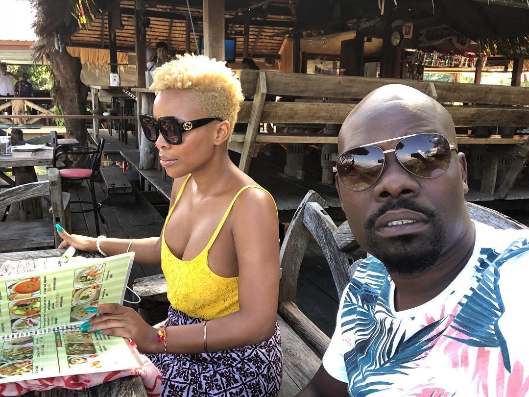 Masechaba Ndlovu splits from Vusi Ndlovu