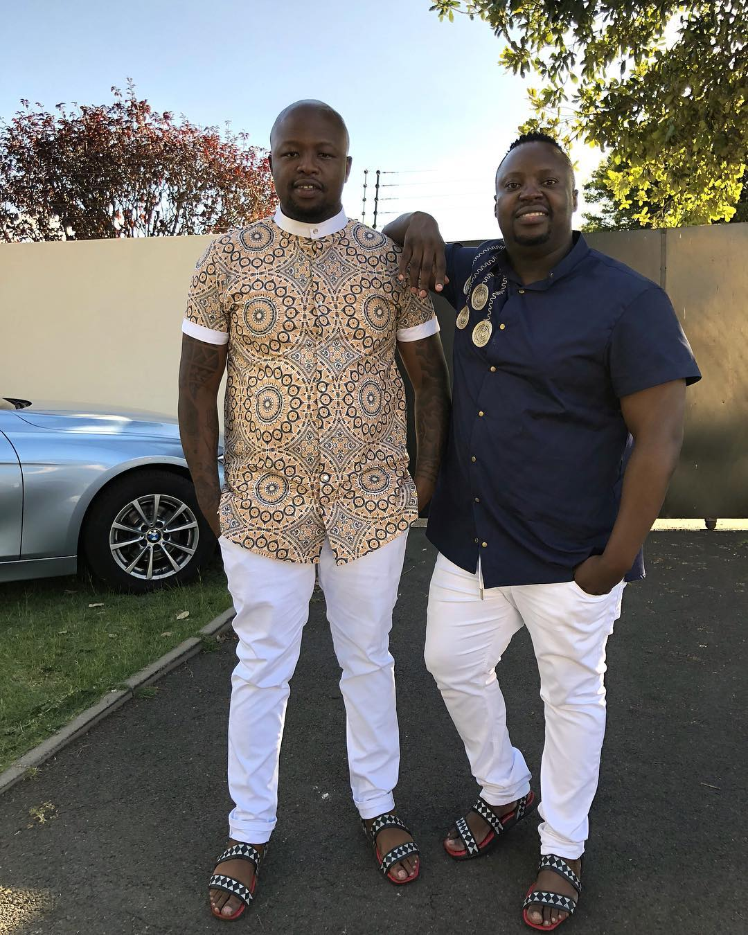 DJ Naves Holds His Traditional Wedding (Photos)